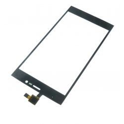 Black touch screen for Wiko Ridge 4G