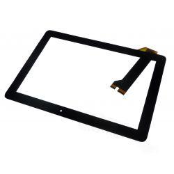 Vitre tactile noire VERSION V4.0 pour Asus MeMO Pad ME102