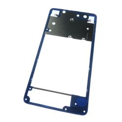 Châssis Bleu pour Wiko Highway SIGNS