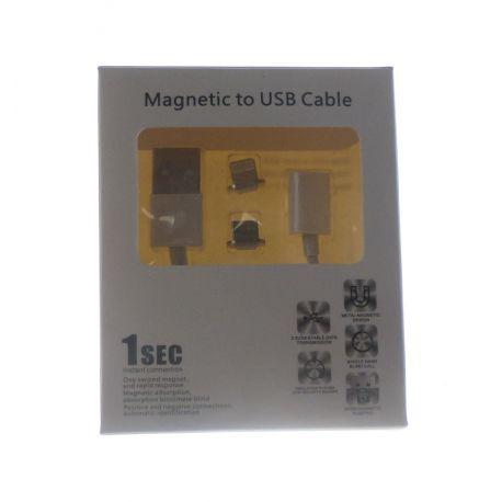 Câble de chargement magnétique pour tous modèles