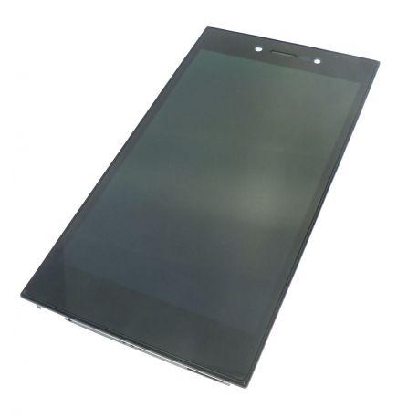 Ecran vitre tactile et LCD assemblés pour Wiko Highway STAR