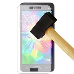 Protective glass in very high quality tempered glass for Samsung Galaxy Grand I9080 I9082