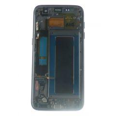 Ecran vitre tactile et LCD assemblés noir pour Samsung Galaxy S7 Edge G935F