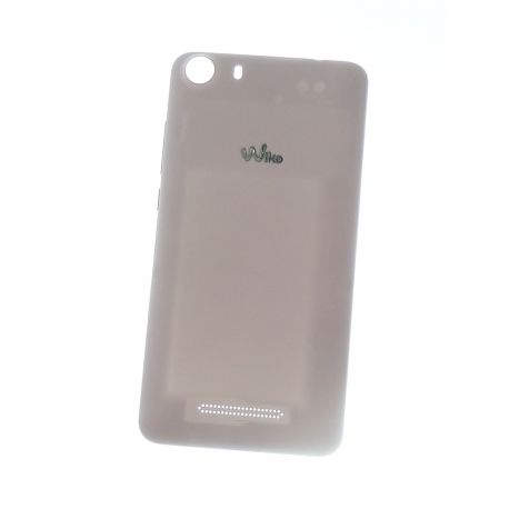 Rear cover to Wiko Lenny 2 white battery cover