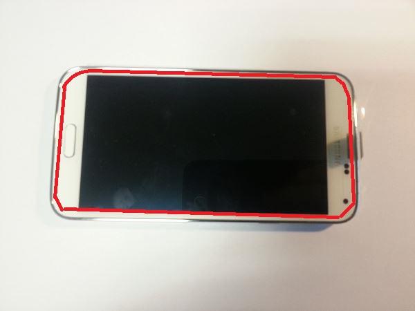 Guide de démontage et réparation du Samsung Galaxy S5 SM-G900F étape 6