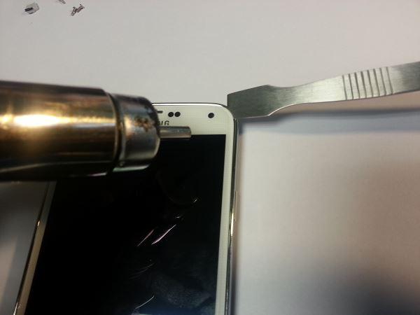Guide de démontage et réparation du Samsung Galaxy S5 SM-G900F étape 13