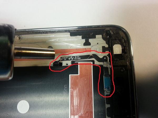 Guide de démontage et réparation du Samsung Galaxy S5 SM-G900F étape 21