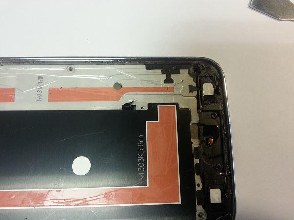 Guide de démontage et réparation du Samsung Galaxy S5 SM-G900F étape 22