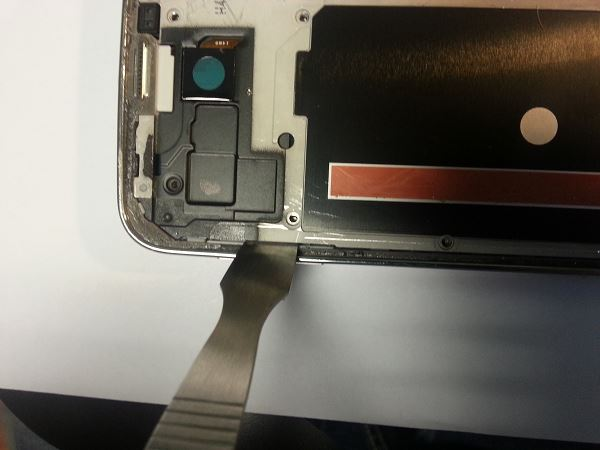 Guide de démontage et réparation du Samsung Galaxy S5 SM-G900F étape 23