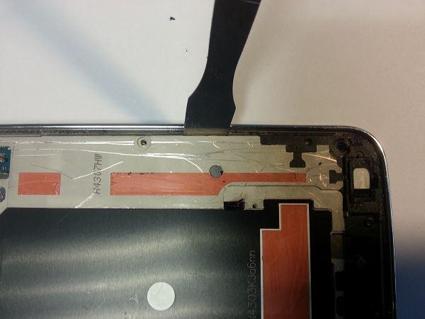 Guide de démontage et réparation du Samsung Galaxy S5 SM-G900F étape 24
