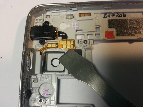 Guide de démontage et réparation du Samsung Galaxy S5 SM-G900F étape 34