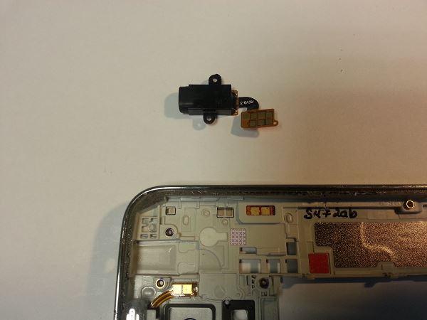 Guide de démontage et réparation du Samsung Galaxy S5 SM-G900F étape 37