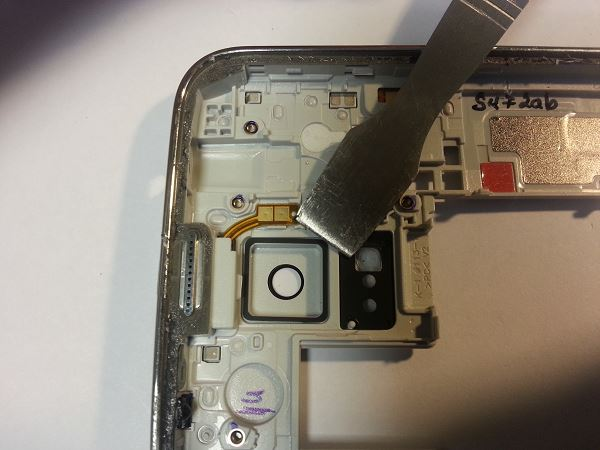 Guide de démontage et réparation du Samsung Galaxy S5 SM-G900F étape 39