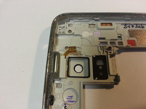 Guide de démontage et réparation du Samsung Galaxy S5 SM-G900F étape 40