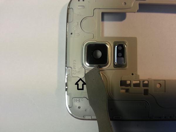 Guide de démontage et réparation du Samsung Galaxy S5 SM-G900F étape 42