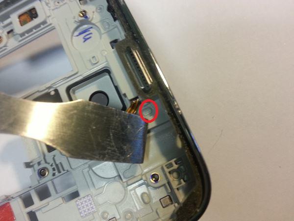 Guide de démontage et réparation du Samsung Galaxy S5 SM-G900F étape 46