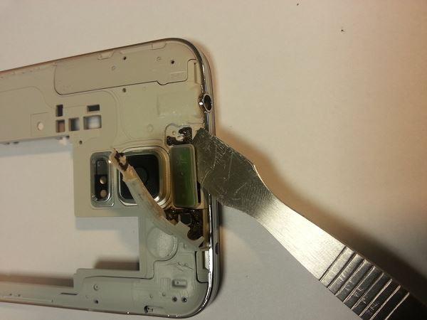 Guide de démontage et réparation du Samsung Galaxy S5 SM-G900F étape 48