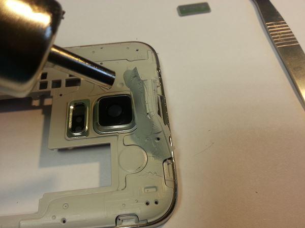 Guide de démontage et réparation du Samsung Galaxy S5 SM-G900F étape 54