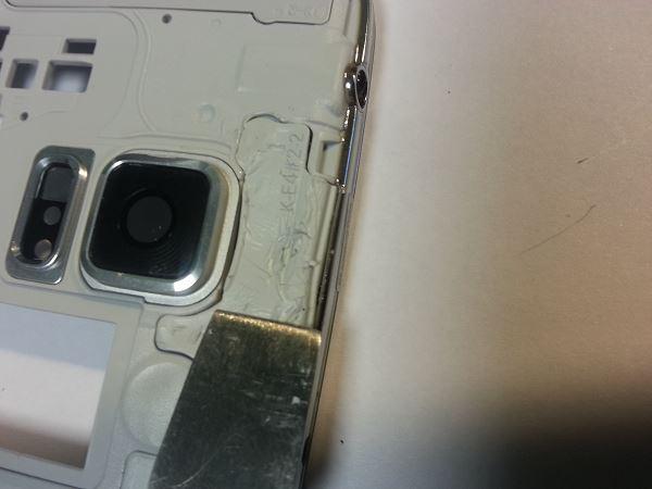 Guide de démontage et réparation du Samsung Galaxy S5 SM-G900F étape 55