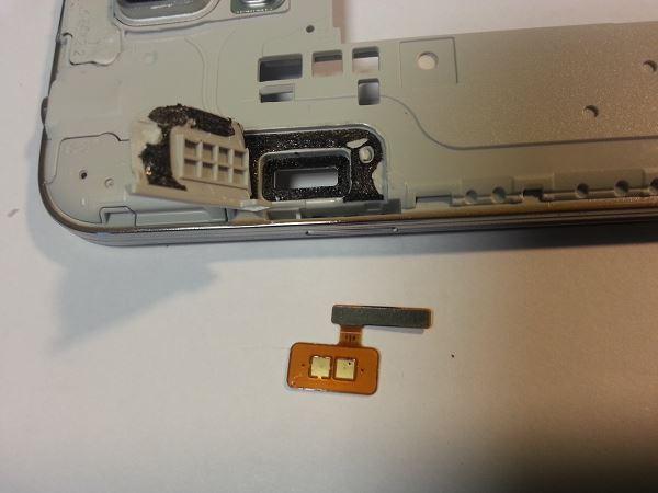 Guide de démontage et réparation du Samsung Galaxy S5 SM-G900F étape 61