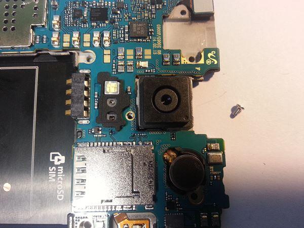 Guide de démontage et réparation du Samsung Galaxy S5 SM-G900F étape 67