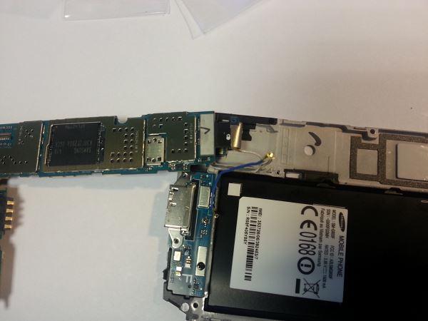 Guide de démontage et réparation du Samsung Galaxy S5 SM-G900F étape 69