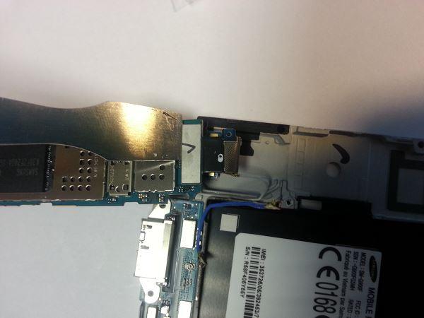 Guide de démontage et réparation du Samsung Galaxy S5 SM-G900F étape 70