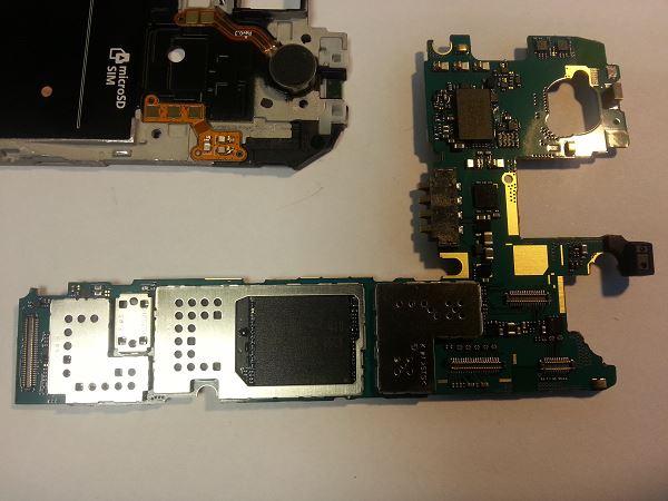 Guide de démontage et réparation du Samsung Galaxy S5 SM-G900F étape 73