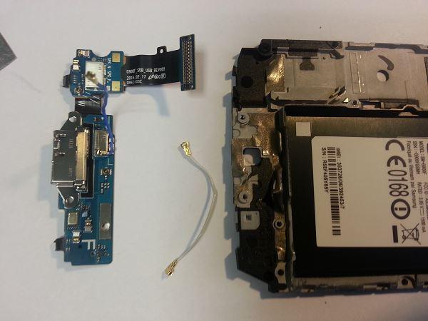Guide de démontage et réparation du Samsung Galaxy S5 SM-G900F étape 76