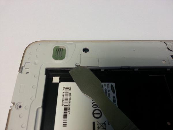 Guide de démontage et réparation du Samsung Galaxy S5 SM-G900F étape A2