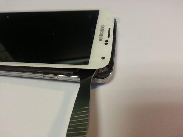 Guide de démontage et réparation du Samsung Galaxy S5 SM-G900F étape A5
