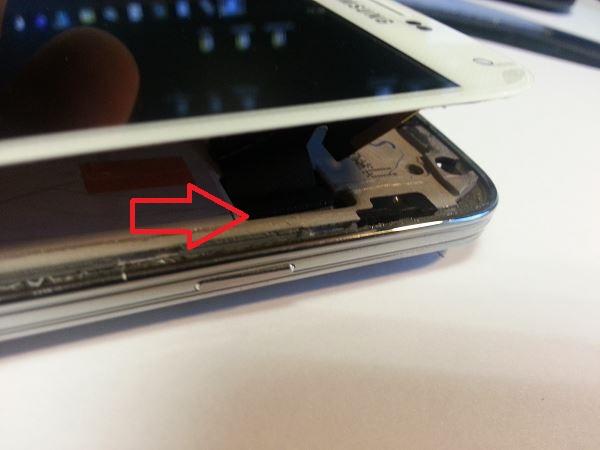 Guide de démontage et réparation du Samsung Galaxy S5 SM-G900F étape A6