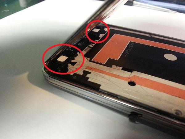 Guide de démontage et réparation du Samsung Galaxy S5 SM-G900F étape A8