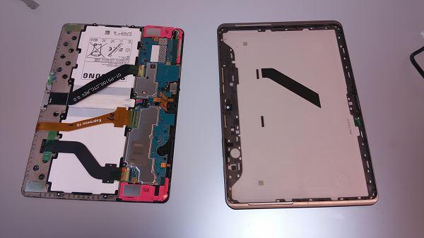 Tutoriel de réparation de la Samsung Galaxy TAB 2 P5100 et P5110