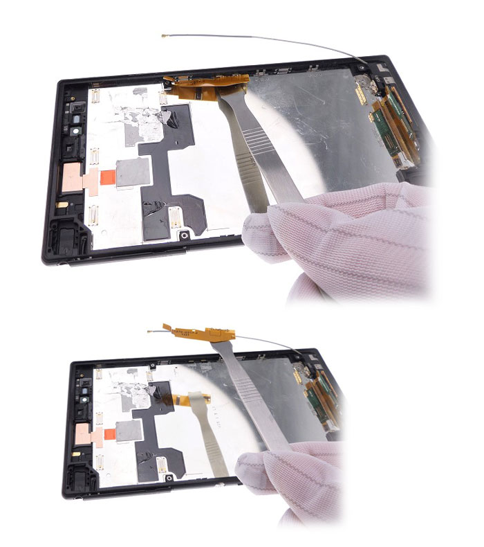 tutod reparation xperia z ultra