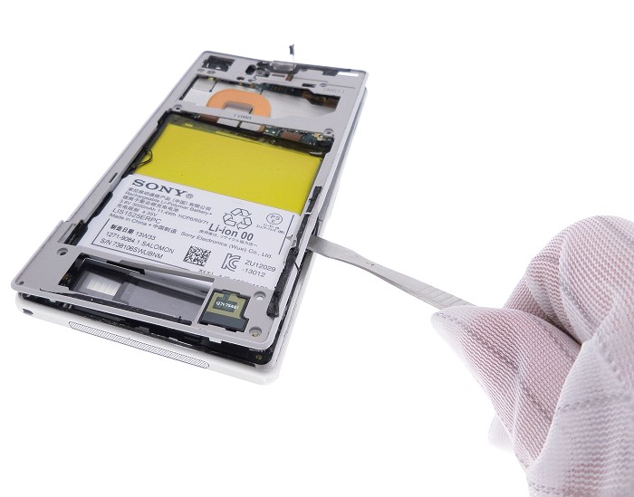chassis de remplacement xperia Z1