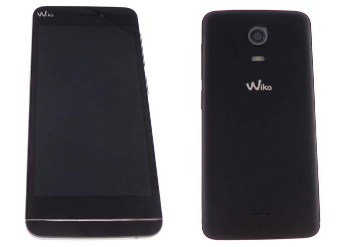 telephone wiko wax