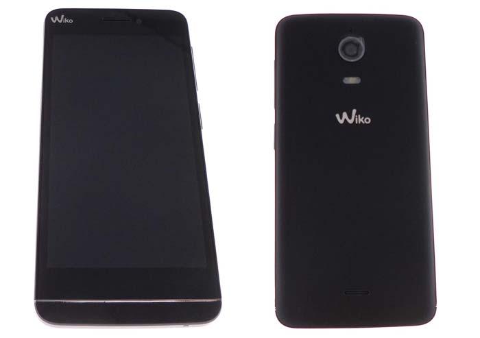 telephone wiko wax