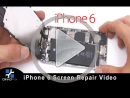 How to: Official iPhone 6 Screen Repair/Teardown Video | DirectFix